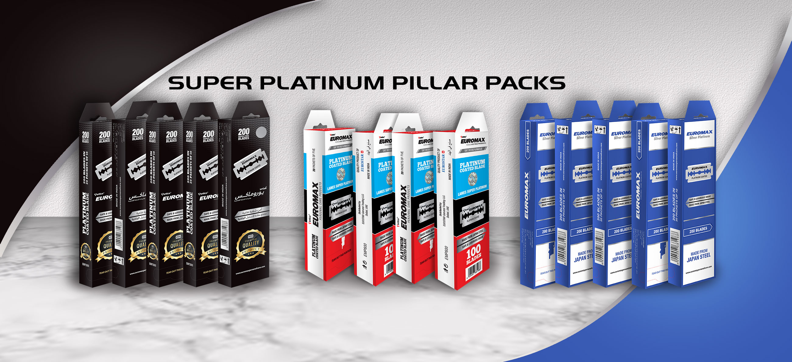 super platinum pillar packs dubai uae