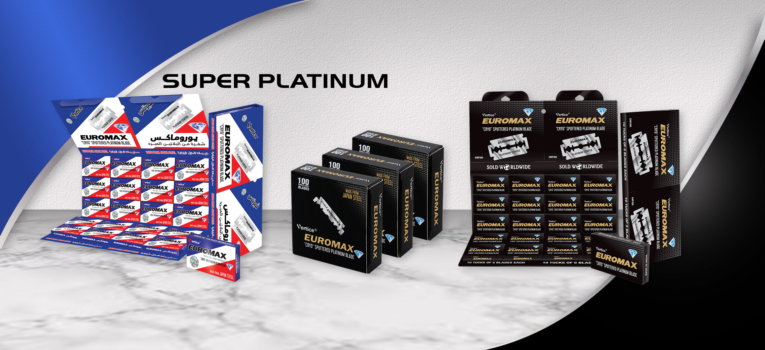 super platinum double single edge razor blades dubai uae