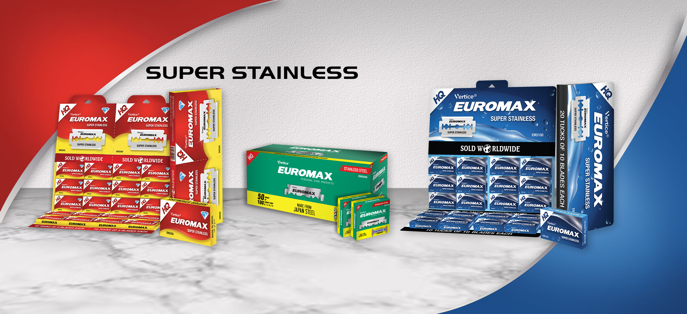 super stainless steel double single edge razor blades dubai uae