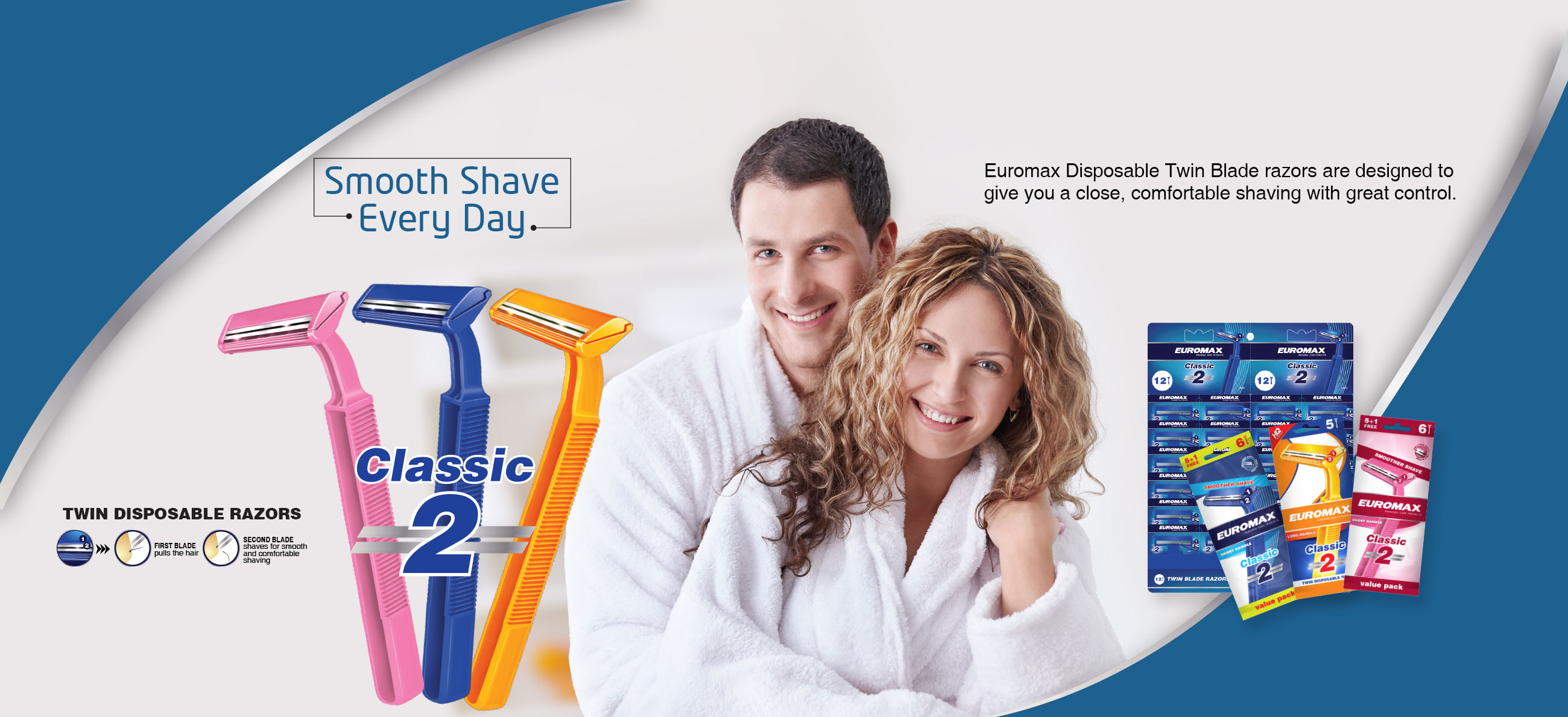 amazing shaving experience personal care blades disposable razors professional salon dubai uae