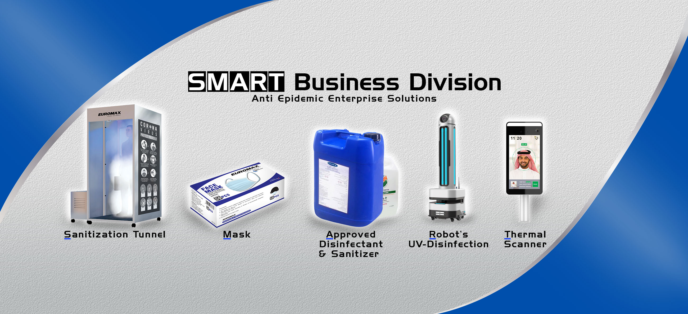 smart_business_divistion_solution_face_mask_sanitization_tunnel_thermal_scanner_reginition_camera