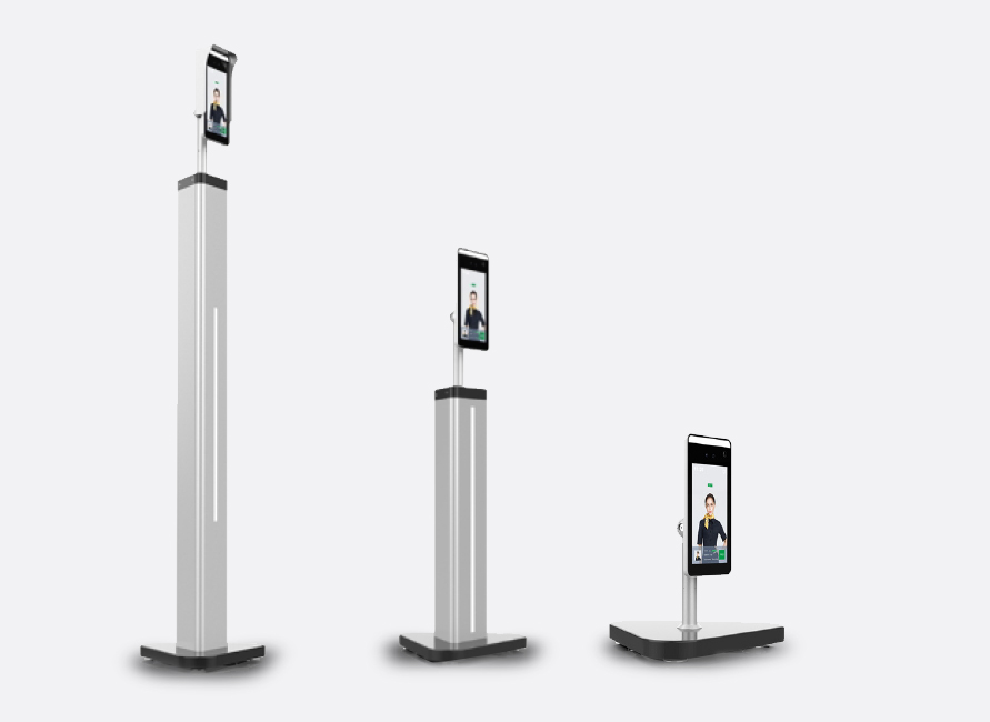 thermal scanner system stand