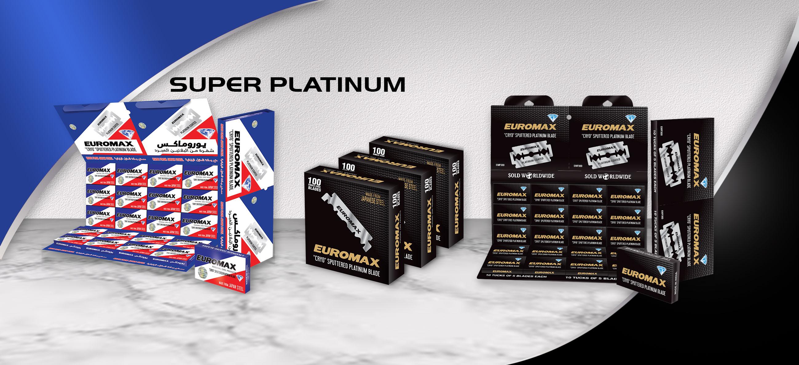 super platinum double single edge razor blades dubai uae