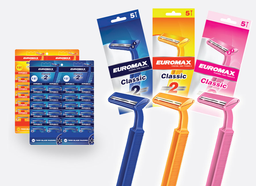 classic 2 disposable razors dubai uae